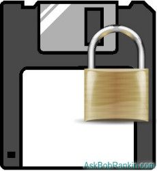 password protection for files and folders