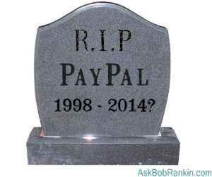 Paypal and Square Cash