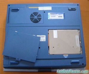 How to Replace Laptop Hard Drive