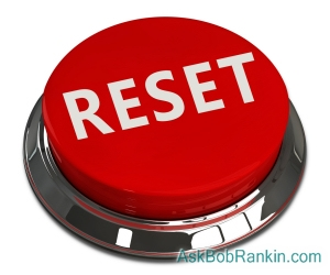 Password Reset Button