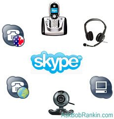 Skype calling features