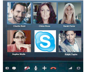 Skype Conference Calls