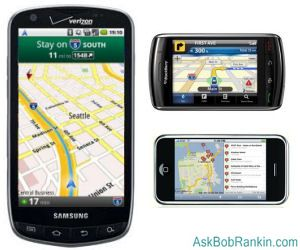 Smartphone GPS Mapping