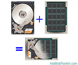 Solid State Hybrid Hard Drives