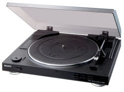 Sony PS-LX300 USB Turntable