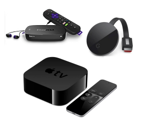 Streaming devices for 2018