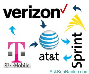 Switch Mobile Carriers?