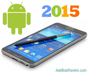 Top Android Phones for 2015