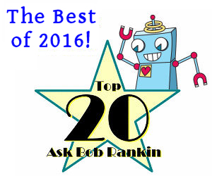 AskBob Best of 2016