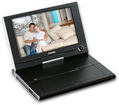 Toshiba SD-P1015 Portable DVD Player