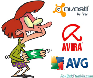 Truly Free AntiVirus Software