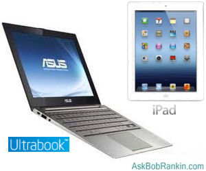 Ultrabook or Tablet?