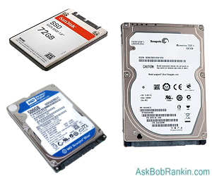 Upgrade Your Hard Drive