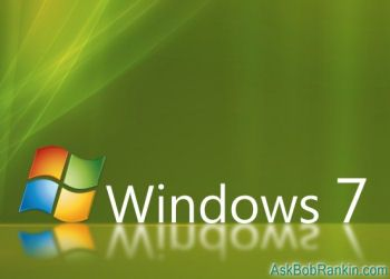 Upgrade Vista to Windows 7
